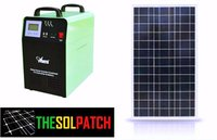 500W - 1000W Portable Solar Power Generator