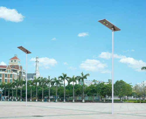 ELS-80 All-In-One Solar LED Street Lights