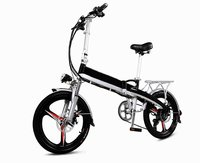 Electric Folding Bicycle Model EB-12