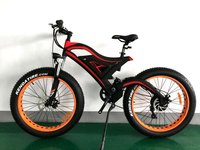 Electric Fat Tire Bicycle Eb-K02