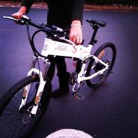 Electric Folding Mountain Bike - Model EB13-2