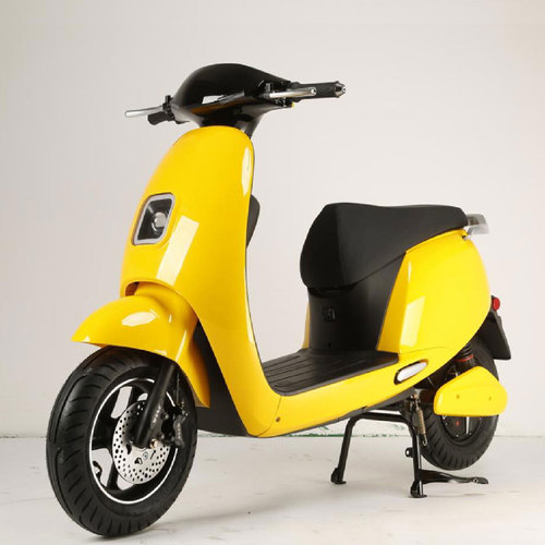 Electric Scooter C16-Yellow