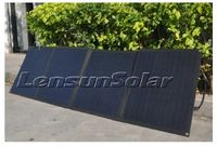LenSun Foldable Solar Panels 160 Watt - MC4