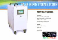 ALL-IN-ONE Off The Grid Solar ESS 1.5kW Inverter-1500 Watt