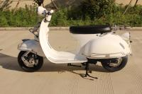 Retro I Electric Motorcycle-Mint