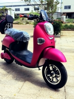 Retro II Electric Motorcycle-Magenta Pink-3000 Watt Motor