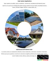 6000 Watt Complete Off-Grid Solar Panel Kit