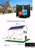 3000 Watt Complete Off-Grid Solar Panel Kit