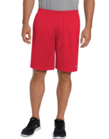 Champion Long Mesh Mens Shorts with Pockets