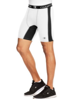 Champion PowerFlex Mens Solid Compression Shorts
