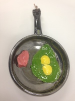 Green Eggs and Spam Frying Pan
