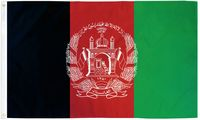 Afghanistan Flag 3 ft x 5 ft