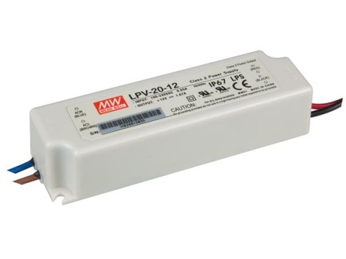 LED Driver: ECO-EP-DR-120- 2x18W