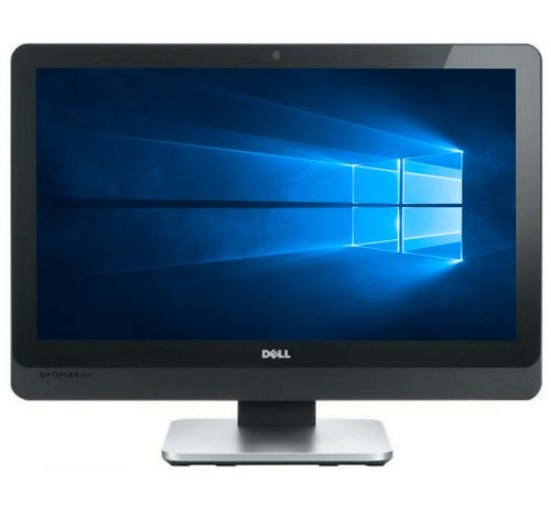 "DELL OptiPlex 9010 23"" Touchscreen All-In-One Desktop PC-6GB RAM-250GB HDD,Windows 10 Home"