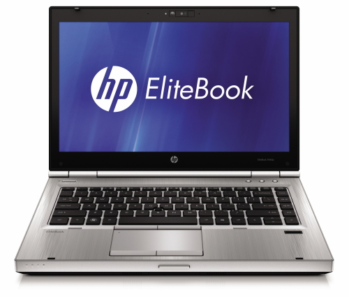 "HP EliteBook 8460P 14"" Notebook-4GB RAM-256GB SSD,Windows 10 Pro"