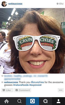 Crunchies Swag