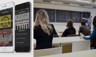 App rewards students for ignoring their iPhone during class