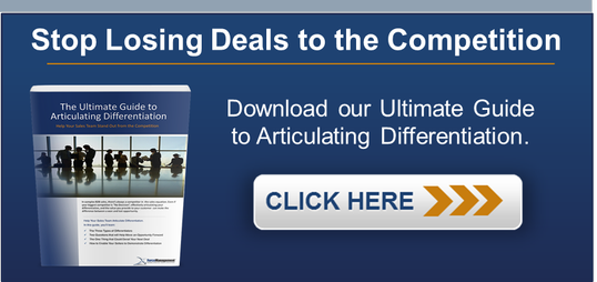 Stop Losing Deals to the Competition