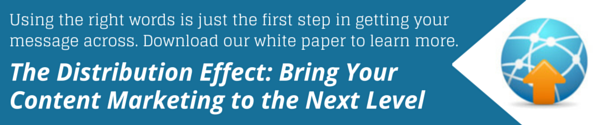 Content Marketing White Paper: The Distribution Effect