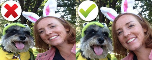 Jamie Heckler and her dog Rufus are dressed up as the tortoise & the hare