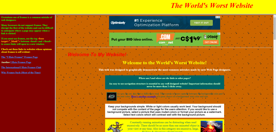 worlds-worst-website