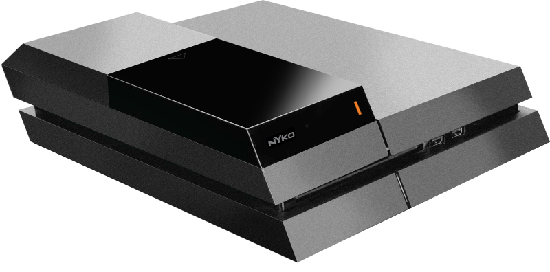 Nyko's PS4 Data Bank