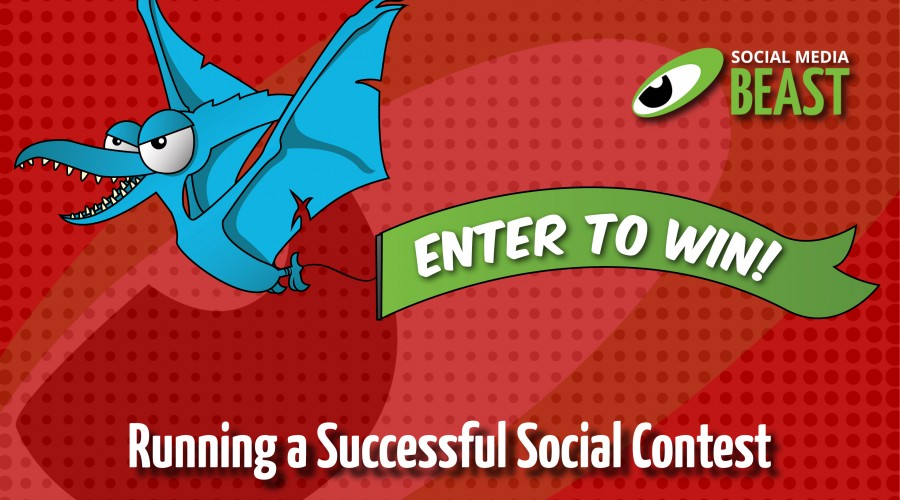 Enter to Win: How to Run a Successful Contest on Social