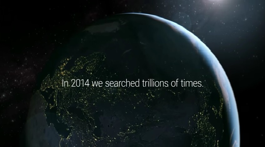 Google year of search