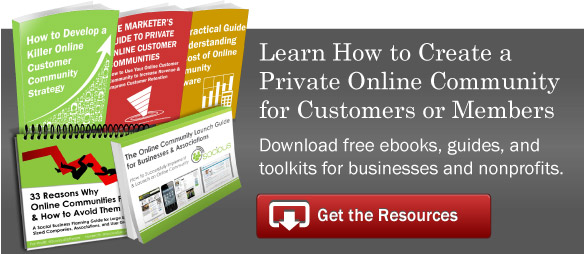 Free Online Community Resources: Learn How to Create a Private Online Community for Customers or Members