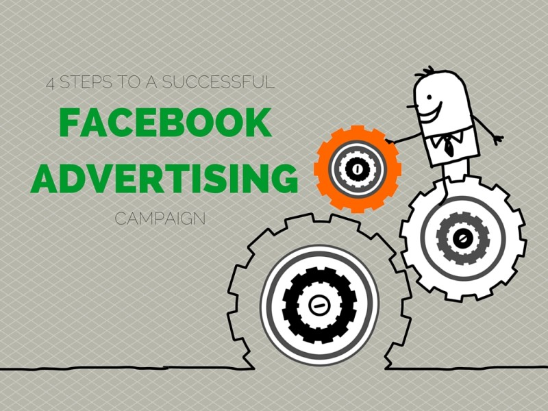 4 Steps to a Successful Facebook Advertising Campaign
