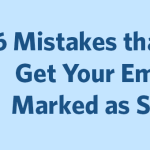 Spam Email Mistakes