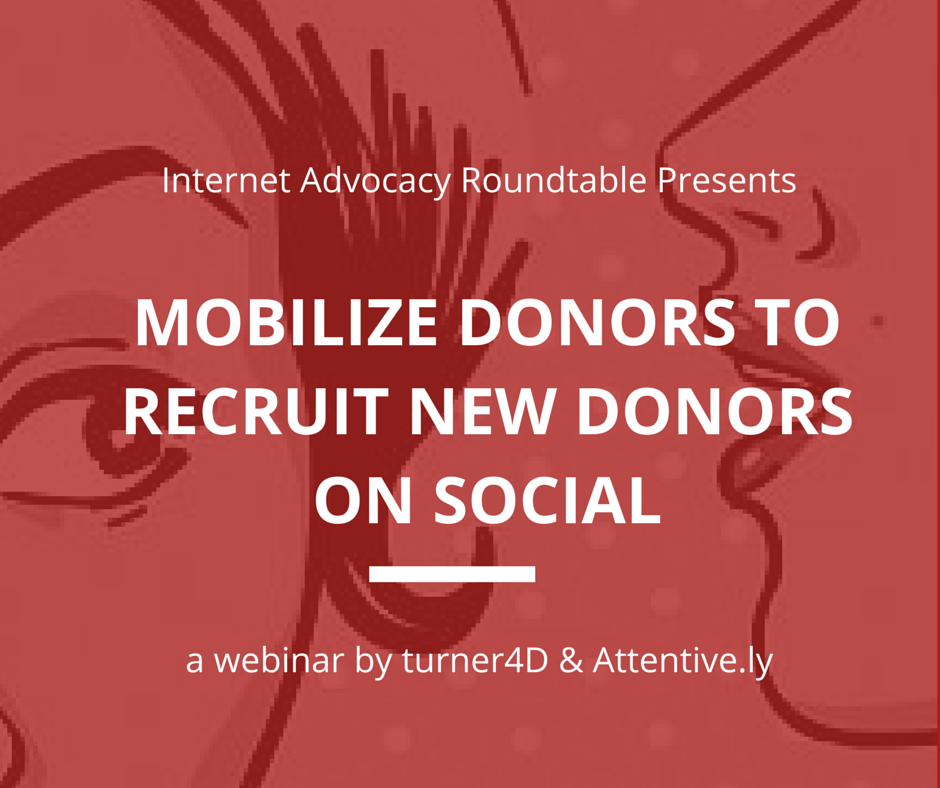 Mobilize Donors - Red