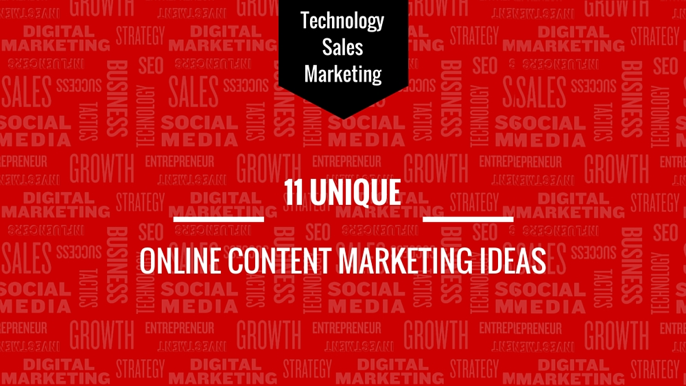11-Unique-Online-Content-Marketing-Ideas-1