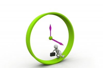 time management blogging success