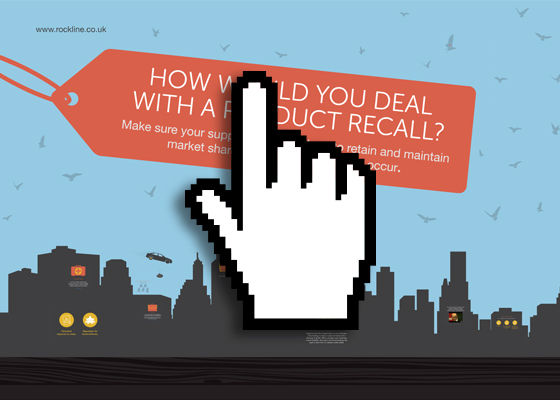 how would you deal with a product recall?