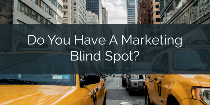 Marketing Blind Spot
