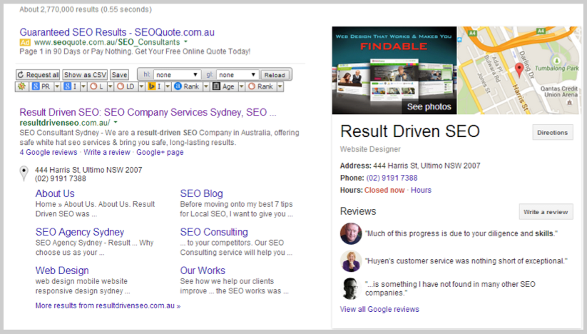 Customize what Google shows about your brand