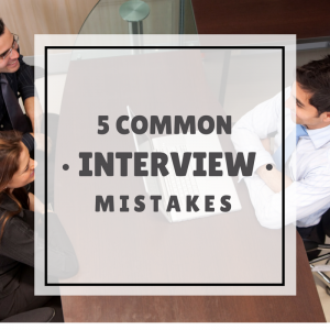 5 mistakes applicants make during the interview process - Common mistakes when building a home which can demolish your dream ...