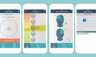 Data-driven healthcare app can predict an oncoming migraine