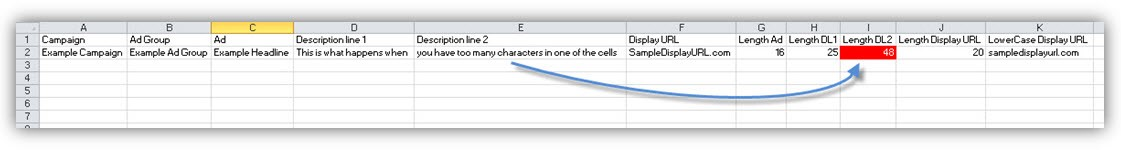 Excel PPC Tips