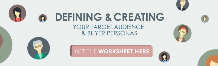 Buyer Persona & Target Audience Worksheet