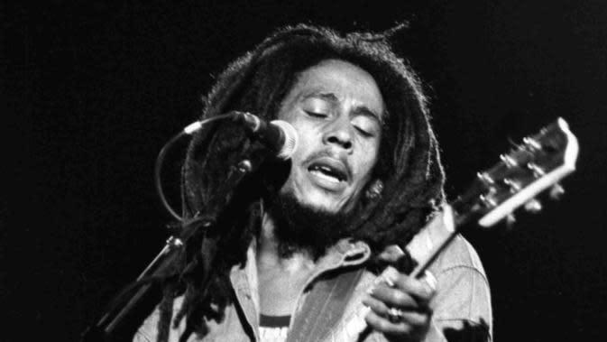 Bob Marley (AP)