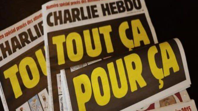 Kecam Charlie Hebdo, OKI: Ini Hasutan Kebencian