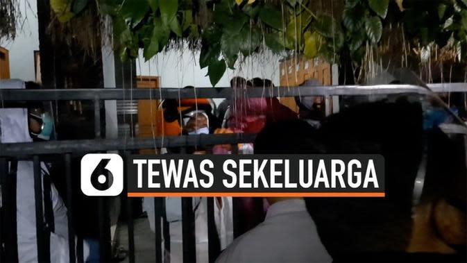 VIDEO: Misteri Satu Keluarga Tewas Membusuk dalam Rumah