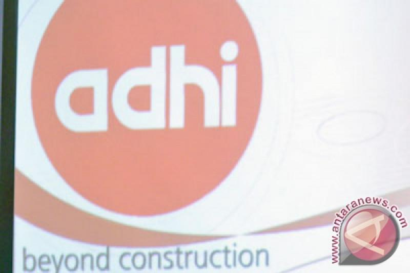 Adhi Karya raih Rp2,5 triliun kontrak baru