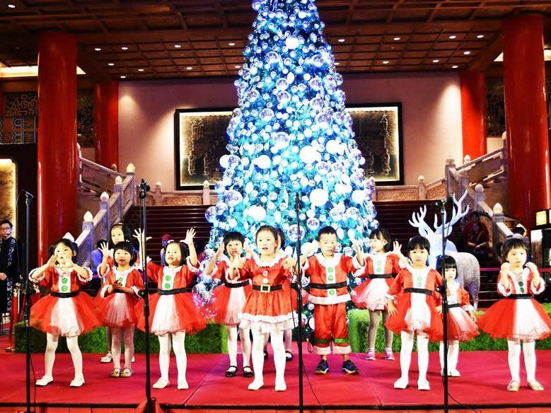 圓山聖誕音樂季