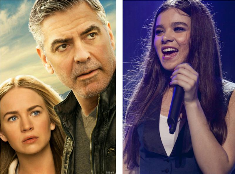 'Tomorrowland' Nosing Out 'Pitch Perfect' For No. 1; 'Mad Max' Holds Strong; 'Ultron' To Cross $400M – Box Office Saturday