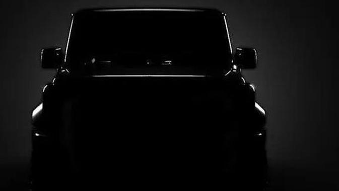 Xiaomi Unggah Siluet Mobil, Kembaran Suzuki Jimny?