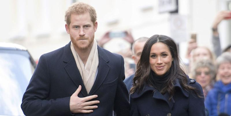 Prince Harry and Meghan Markle Are Reportedly Skipping Christmas with the Royal Family This Year