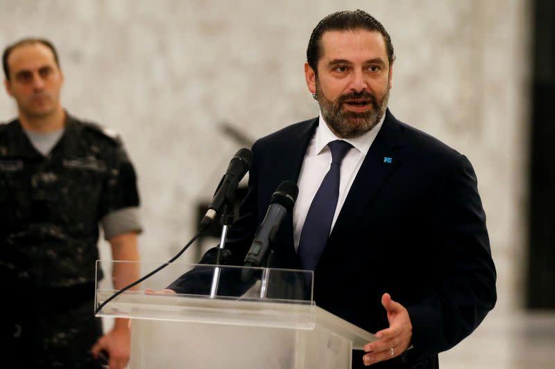 Lebanon to convene talks on new PM on Monday, looks set to nominate Khatib